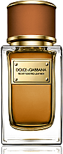 Dolce&Gabbana Velvet Exotic Leather