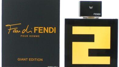 Photo of Fan di Fendi Pour Homme Giant Edition