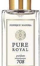 Photo of Federico Mahora Pure Royal 708