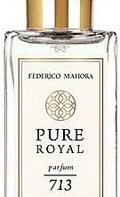 Photo of Federico Mahora Pure Royal 713