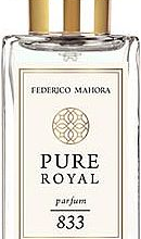 Photo of Federico Mahora Pure Royal 833
