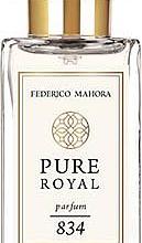 Photo of Federico Mahora Pure Royal 834