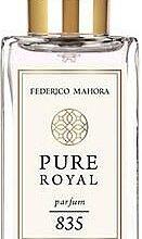 Photo of Federico Mahora Pure Royal 835