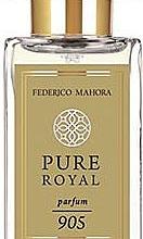 Photo of Federico Mahora Pure Royal 905