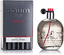 Jeanne Arthes Boum Homme Metal