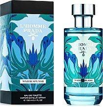 Prada L'Homme Water Splash