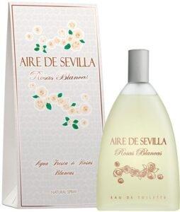 Instituto Espanol Aire de Sevilla Rosas Blancas