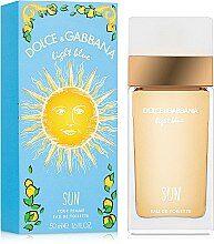 Photo of Dolce&Gabbana Light Blue Sun