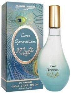 Jeanne Arthes Love Generation Mystic
