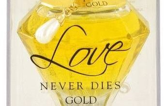Photo of Jeanne Arthes Love Never Dies Gold