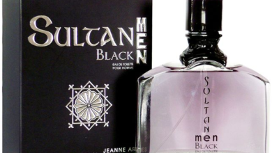 Photo of Jeanne Arthes Sultan Black