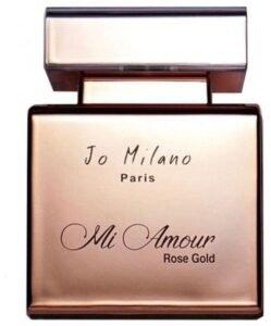 Jo Milano Paris Mi Amour Rose Gold