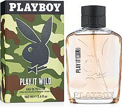 Playboy Play It Wild for Him
