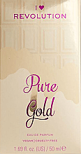 Photo of I Heart Revolution Pure Gold