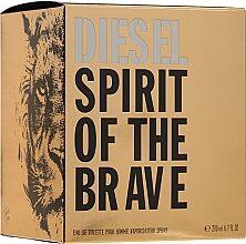 Diesel Spirit Of The Brave