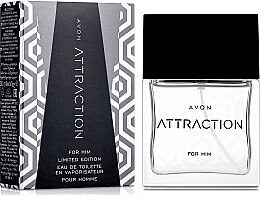 Photo of Avon Attraction For Him Limited Edition