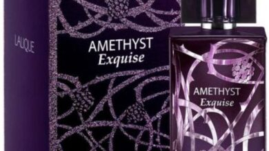 Photo of Lalique Amethyst Exquise