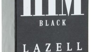 Photo of Lazell Aqua Him Black