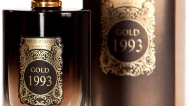 Photo of My Perfumes Gold 1993