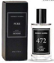 Federico Mahora Pure 472