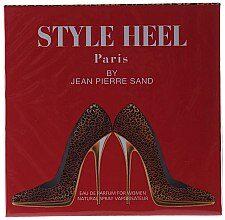 Jean-Pierre Sand Style Heel Paris