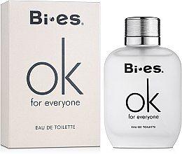Photo of Bi-Es Ok For Everyone