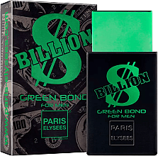 Paris Elysees Billion Green Bond For Men