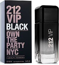 Photo of Carolina Herrera 212 VIP Black