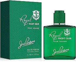 Just Parfums Royal Yacht Club