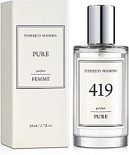 Federico Mahora Pure 419