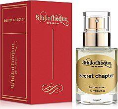 Photo of Bibliotheque de Parfum Secret Chapter