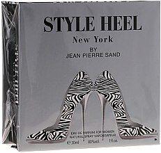 Jean-Pierre Sand Style Heel New York