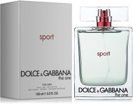 Photo of Dolce&Gabbana The One Sport