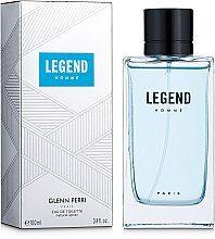 Geparlys Glenn Perri Legend Pour homme