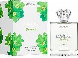 Photo of Carlo Bossi L'Amore Spring Green