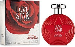 Photo of Shirley May Deluxe Love Star