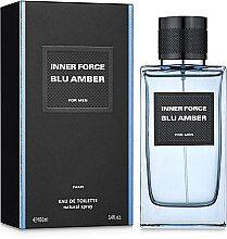 Photo of Glenn Perri Inner Force Blu Amber