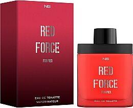 NG Perfumes Red Force